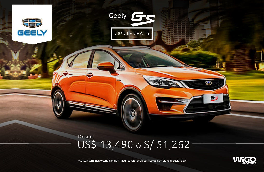 Geely GS